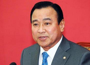 New PM  in S. Korea