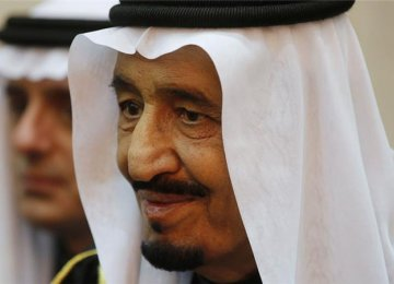 Saudi, Bahraini Leaders to Skip Camp David Summit