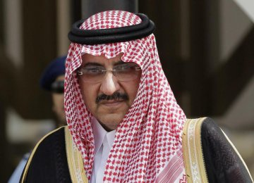 Major Political Shake-Up in Saudi Leadership