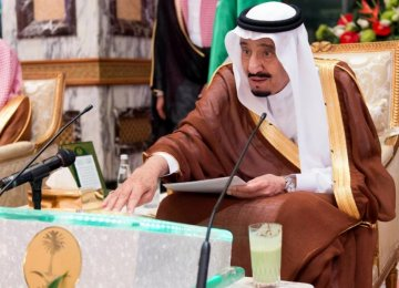 More Reshuffle in Saudi Gov't