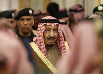 The Saudi Problem