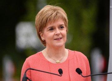 Scottish Nationalists Plan New referendum