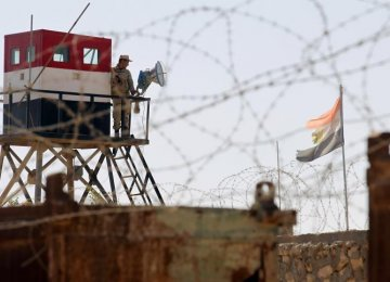 Deadly Attacks  in Sinai