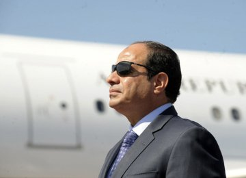 Sisi Underlines Growing Need for Joint Arab Force