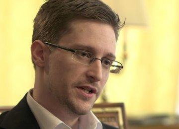 Kirchner-Snowden Meeting