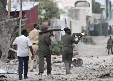 8 Cops Killed in Somalia