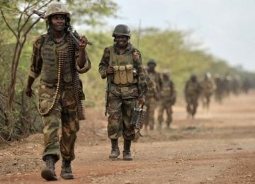 Somali Troops Capture Al-Shabab Stronghold