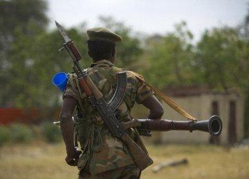 S. Sudan Army Raped, Burned  Girls Alive: UN