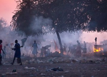S. Sudan Civil War Enters 2nd Year