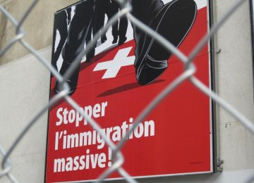 Anti-Immigration Party Wins Swiss Election