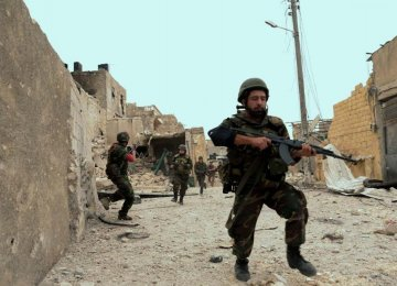 Syria Army Ousts Rebels Near Latakia