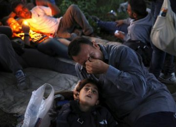 1m Fled Syria in Past 10 Months