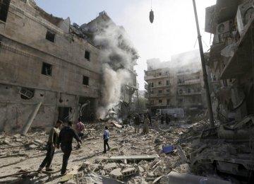 US ActionsinSyria Unproductive: PM