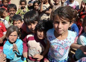 3m Syrian Children  Not in School