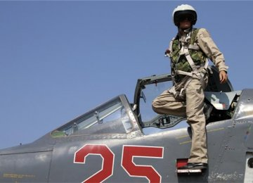 Syrian Army, Russian Jets Target Militants