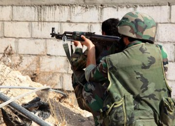 Syrian Army, Hezbollah Besiege Rebels