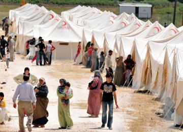 UN Wants Countries to Take 180,000 Syrian Refugees
