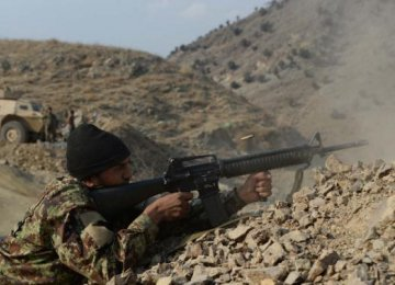 Afghans Retake Town From Taliban