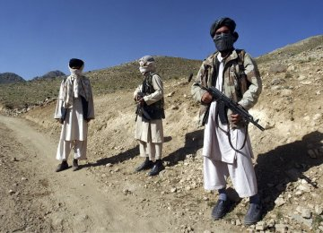 10 Afghan Police Officers Dead in Taliban Assault