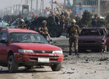 5 Killed in Taliban Attacks