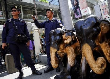 Thailand Hunts More Suspects