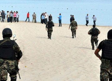 Tunisia Beefing Up Security  After Resort Attack