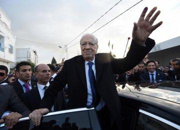 Ex-Regime Official Wins Tunisia Presidential Vote