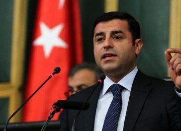 Kurd Leader Slams Turkey Safe Zone Plan