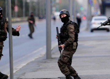 2 Killed in Turkey Clashes With Kurds