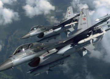 260 PKK Members  Killed in Turkey strikes