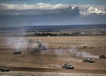 "US, Turkey Planning ""IS-Free Zone"" in Syria"