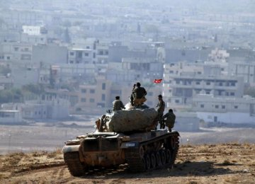 Turkey Says US Not Meeting its Conditions for Bigger Syria Role