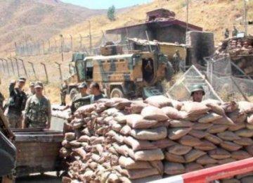 Turkish Forces Kill  13 PKK Fighters