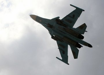 "Turkey Warns Russia Over ""Airspace Violation"""