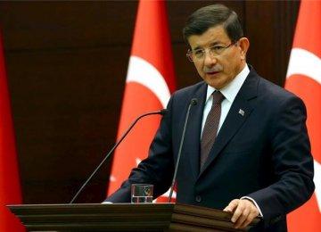 """Turkey PM Vows to """"Wipe Out"""" PKK"""