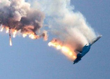 Turkish Jets Crash