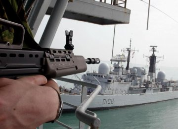 Britain Expanding Military Presence in Bahrain