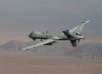 1st UK Drone Strike in Iraq