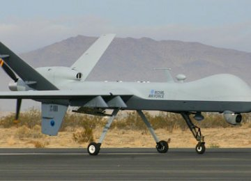 UK Drones to Fly Over Syria
