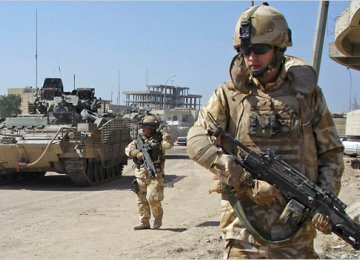 UK to Send Troops to Iraq