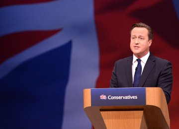 Cameron to Voice EU Reform Demands