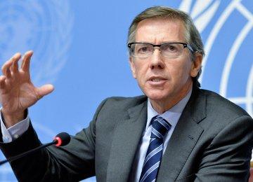 UN Envoy Proposes Libya Unity Gov't
