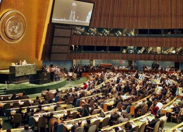 Speakers Line Up for 70th UNGA