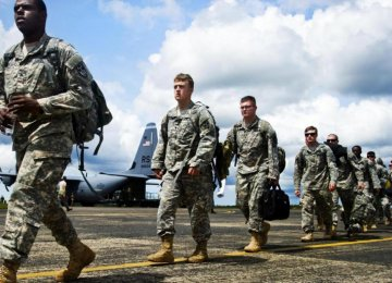 US Army to Cut 40,000 Troops By End-2017