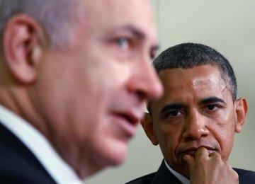Obama's Netanyahu Problem