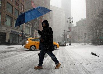 US Admits Forecast Error