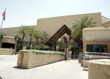 US Saudi Embassy Warning