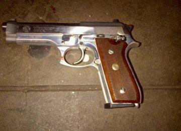Gunman Kills 2 US Police Officers