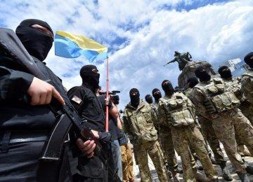 Ukraine Rebels Reject Truce Talks