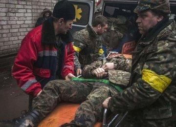 EU Official: Time to Solve Ukraine Crisis